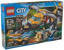 NIB! LEGO City Jungle Air Drop Helicopter 60162