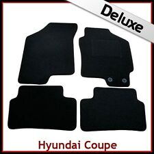 Hyundai Coupe Mk2 2002 - 2005 2006 2007 2008 2009 Tailored LUXURY 1300g Car Mats