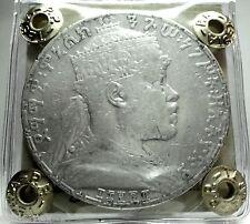 ETHIOPIA (Menelik II) Silver BIRR-1895