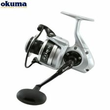Okuma Azores Z-55S FD | 6+1BB 6:1 0.40/190 Saltwater Resistant Spinning Reel