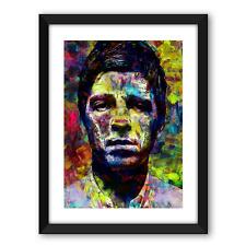 Noel Gallagher basato POSTER Taglia A4