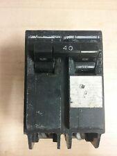 Crouse Hinds 2p 40a 120/240v Circuit Breaker