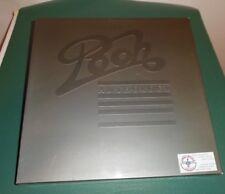 POOH - ANTHOLOGY - BOX - 4 L.P. + PICTURE DISC+tagliandIno - NUOVE CONDIZIONI