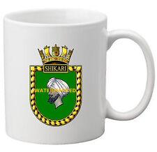 HMS SHIKARI COFFEE MUG
