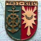TMSI- Keil German Navy Ship Metal Tampion Plaque Crest