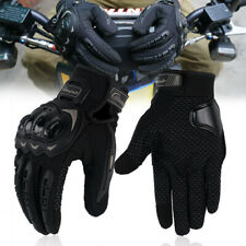 Scooter Dirt Bike Men Women Motoycycle Cycling Full Finger Gloves Touch Screen