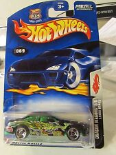 Hot Wheels Lexus SC400 #069 Dragon Wagons