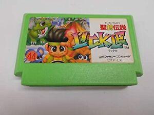 Holy Bell Legend Lickle Nintendo Famicom Little Samson Used FC NES