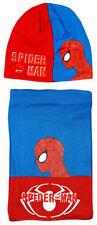 Bonnets rouge en acrylique pour garçon de 2 à 16 ans