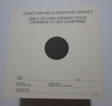 Cadet Air Rifle Grouping Targets Qty:279
