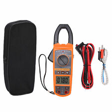 1000a Digital Clamp Abs Ammeter Automatic Current Multimeter For Outdoor Acdc