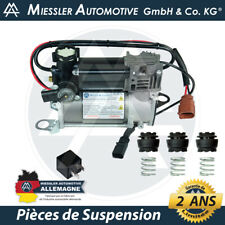 Audi A6 C6 4F Compresseur suspension pneumatique