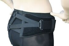 Alpha Medical Sacroiliac SI Support Belt With Easy Pull Closure. L0621