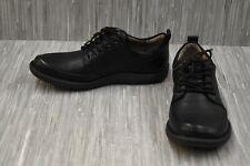 Born Nigel Tie (H50503) Casual Lace Up Sneaker - Women's Size 8M - Black