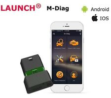 Launch M-Diag Plus OBD2 Easydiag For IOS Android Ipad Bluetooth Diagnostic Tool