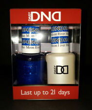 DND Daisy Soak Off Gel Polish Moon River Blue 694 LED/UV 15ml gel duo NEW