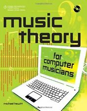 Music Theory for Computer Musicians by Michael Hewitt, (Paperback), Course Techn