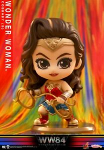 Hot Toys Classical Wonder Woman Mini Figurine Cosbaby COSB726 Collection Gift