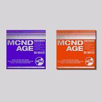 MCND 2nd Mini Album [MCND AGE] CD+Photobook+Photocard+Bookmark+Sticker+F.Poster