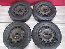 4x  Stahlfelgen + neuwertige Winterreifen 185/65 R15 für Mazda Xedos 6  626  323