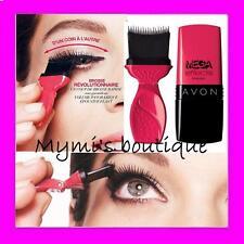 Mascara Avon MEGA EFFECTS - brosse révolutionnaire ! 2 couleurs : noir ou bleu