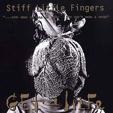Get a Life by Stiff Little Fingers (CD, Apr-2004, Castle Music Ltd. (UK))