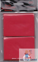 100 ULTRA PRO *RED* DECK PROTECTORS CARD SLEEVES MTG