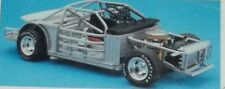 1/24 REAR STEER LATE MODEL CHASSIS NASCAR Model Car Mountain engine,wheels FORD