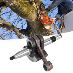 Crank Crankshaft Accessory Fit for Husqvarna 362 365 371 372 XP/ XPW/X-TORQ/EPA