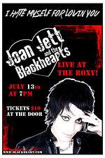 Joan Jett & The Blackhearts at The Roxy Theatre Los Angeles