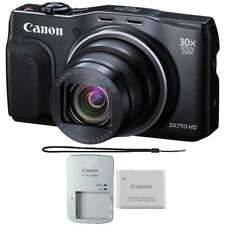 Canon PowerShot SX710 HS 20.3 MP 30X Optical Zoom Wi-Fi Enabled Digital Camera