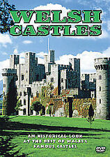 Famous Welsh Castles (DVD, 2007) ** BRAND NEW ** FACTORY SEALED **