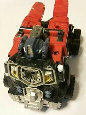 Transformer Optimus prime makes battle noises