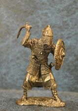 Tin Soldiers * Middle Ages * Noble Tatar warrior 16-17 centuries. * 54 mm