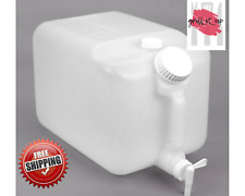 5 Gallon Polyethylene Vented Dispensing Container Sturdy Durable - E-Z Fill