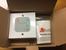 Kudox Electrical Element Control/Controller For Heated Towel Warmer White