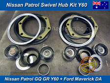 Swivel Hub Kit Nissan Patrol GQ Y60 GQ GR Y60 Ford Maverick DA Full SH13