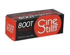 Cinestill 800T 120 Roll Film