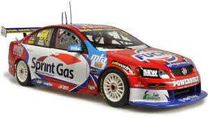 2009 Bathurst Sprint Gas Racing Murphy/Skaife VE Commodore 1:18 Carlectables