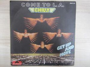 Single /  Chilly – Come To L.A.  /  Disco  / 1979 / RAR  /