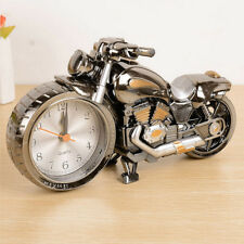 Motorcycle Design Alarm Clock Desk Decoration Shipping Creative Birthday Gift