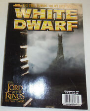 White Dwarf Magazine The Lord Of The Rings Two Towers No.276 2003 103114R