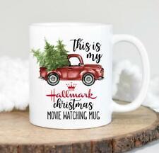 This Is My Hallmark Christmas Movie Watching Mug Christmas Ceramic Cup 11oz Usa