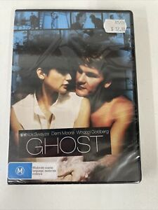 Ghost DVD Region 4 NEW Free Post