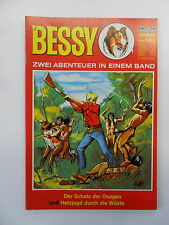 BESSY DOPPELBAND - Heft Nr. 50 - Bastei, Comic