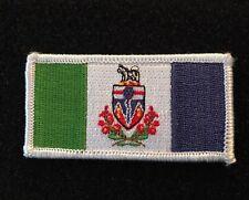 "Yukon, Canada, Provincial Patch 3x1.5"" Full Colour"