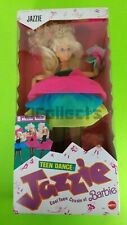 Jazzie Barbie Doll Set, Brand New In Box, Teen Dance, Eighties, 1988, #3634