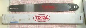 "NOS 20"" chain saw Total Super Bar roller tip 027PU2 Echo Poulan"