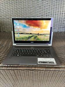 Acer Aspire R13 (R7-371T-55Q1) Écran tactile/ Windows 8.1/Core i5