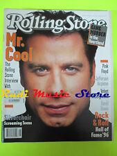 ROLLING STONE USA MAGAZINE 728/1996 John Travolta Madonna  Aimee Mann No cd